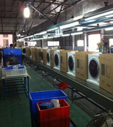 干衣机生产线