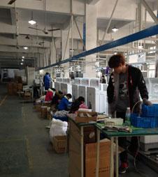 全自动洗衣机生产线