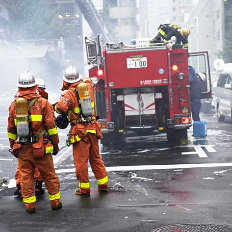 东台消防设备公司防爆对讲机项目