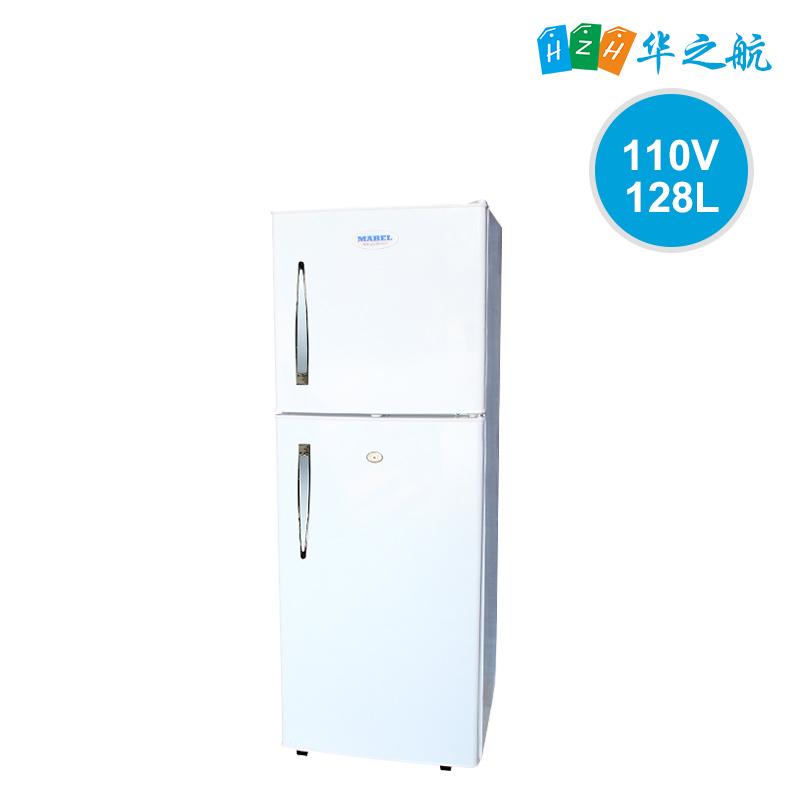 欧圣恩110V冰箱 BCD-128 MABLE