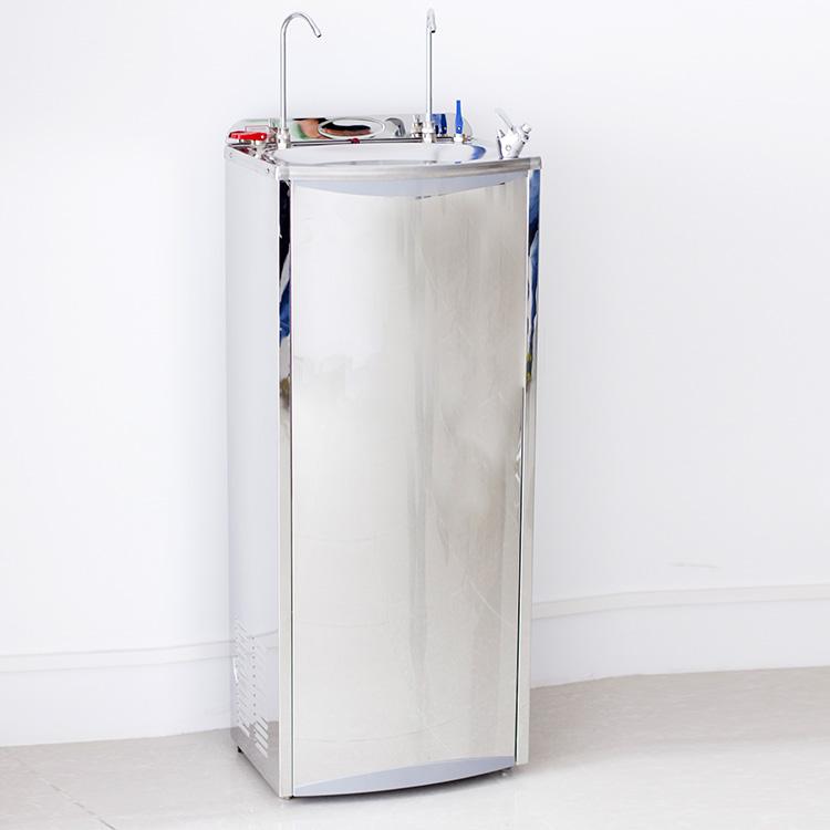 欧圣恩220V饮水机 冷热双直饮水机