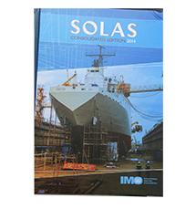 solas综合文本 IF110E:SOLAS 2014 Consolidated ED
