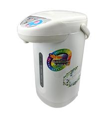 欧圣恩220V电热水壶 气压式电热保温壶3.5L