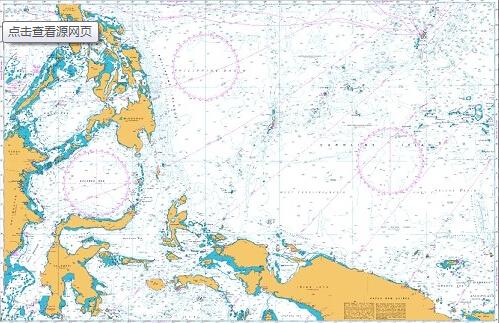 英版海图BAC NO.1-5502
