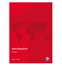 ITU01-The Radio Regulations国际无线电规则
