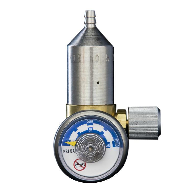 标准气体流量阀715 适用于6D 0.5L/MIN