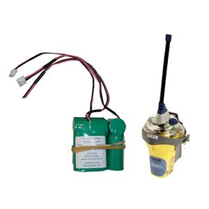 丹麦SE406-II、SGE406-II应急示位标电池