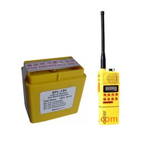 韩国双向无线电话电池SPL-150