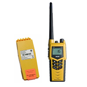 B3501 丹麦SAILOR SP3520双向无线电话电池