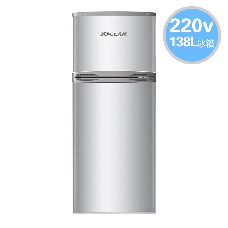 欧圣恩220V冰箱BCD-138 IOCEAN 138升