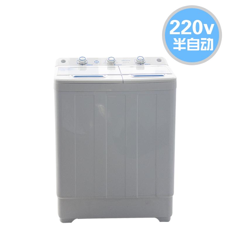 欧圣恩 220V洗衣机  半自动双缸洗衣机7.5KG