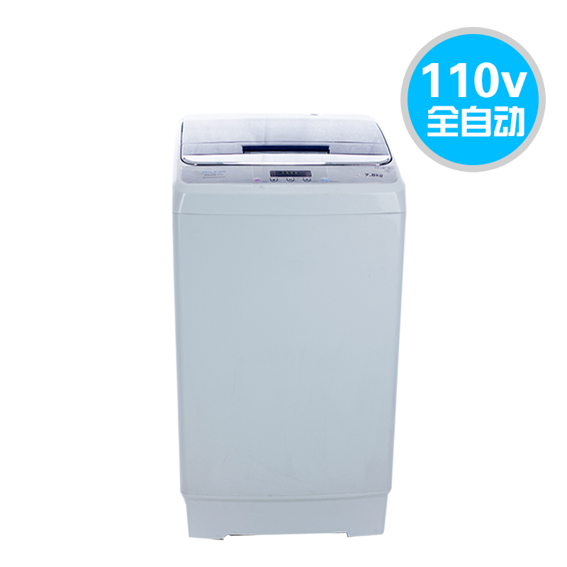 欧圣恩110V全自动上门开洗衣机6.5KG/7.5KG 型号IOC120-65S/75S