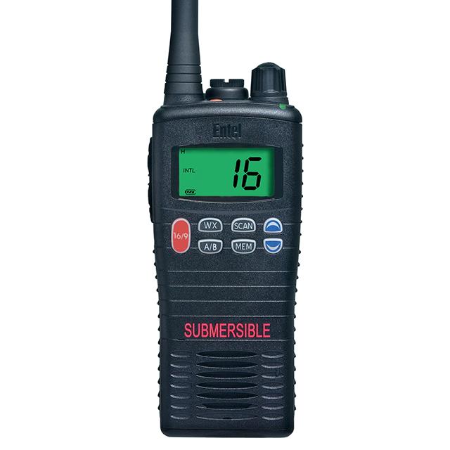 船用防水对讲机Entel ht644 VHF频率