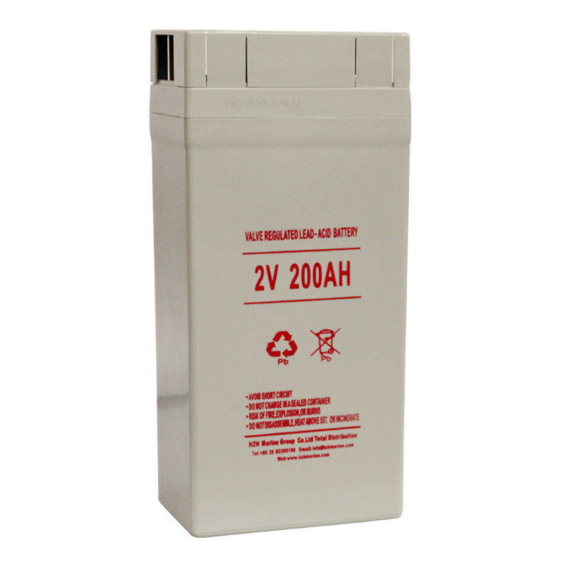 LEAD-ACID MARINE BATTERY 2V200Ah 古河蓄电池