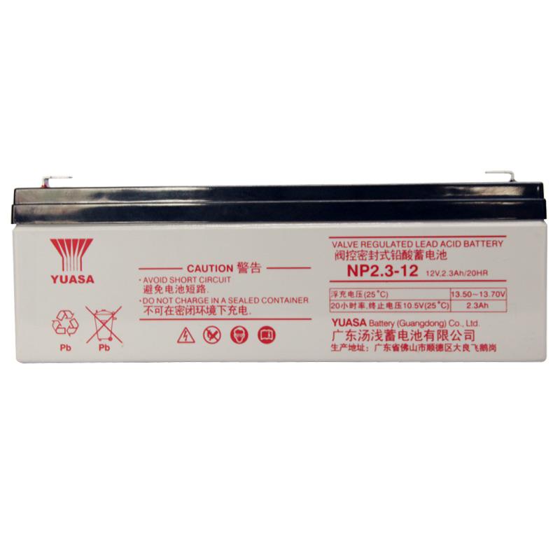 NP2.3-12船用蓄电池12V2.3AH UPS应急充电电源蓄电池