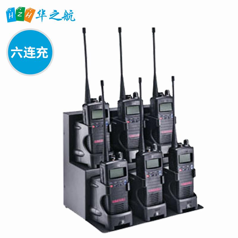 110 - 230V 六座充电器ENTEL快速充电器