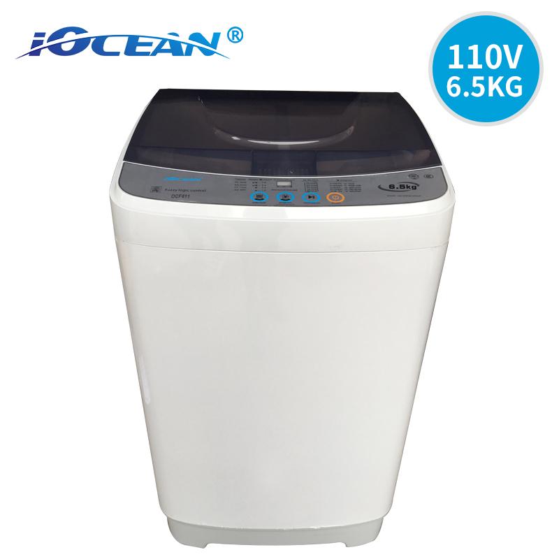 欧圣恩110V 60Hz全自动上门开洗衣机6.5KG OCF611