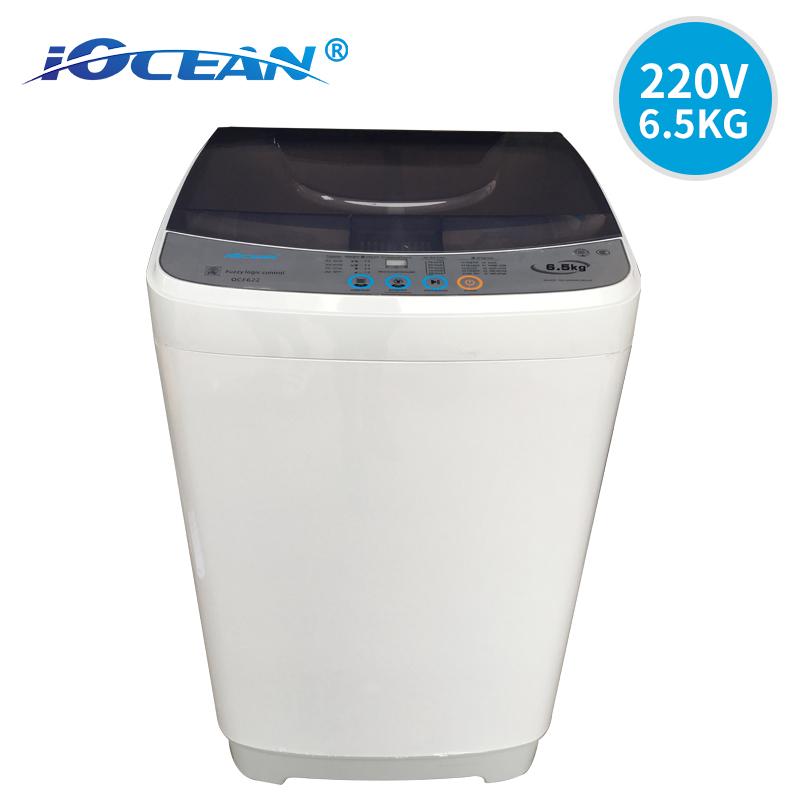 欧圣恩220V 60Hz全自动上门开洗衣机6.5KG OCF622