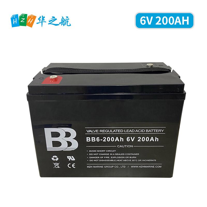6V 200AH 阀控式密封铅酸蓄电池