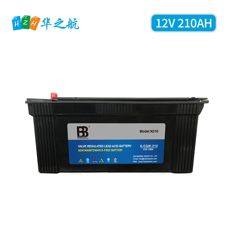 12V 210AH 免维护阀控式密封铅酸蓄电池